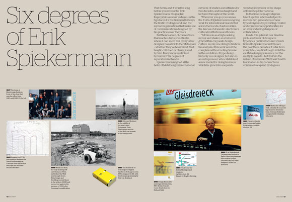 Spiekerman Spread